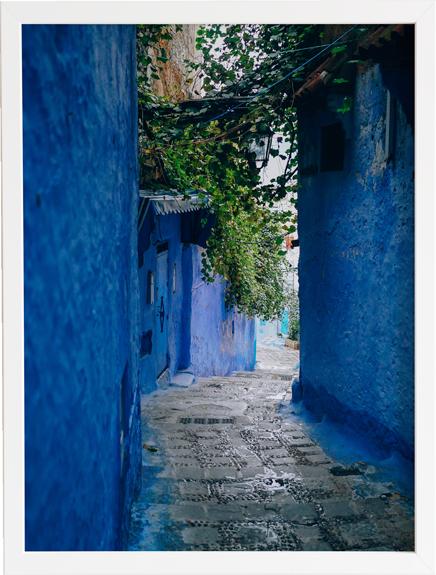 Blue 7 obraz do domu