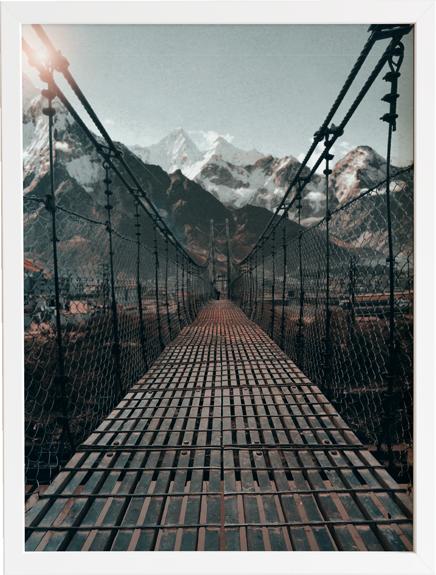 Bridge 1 obraz do domu