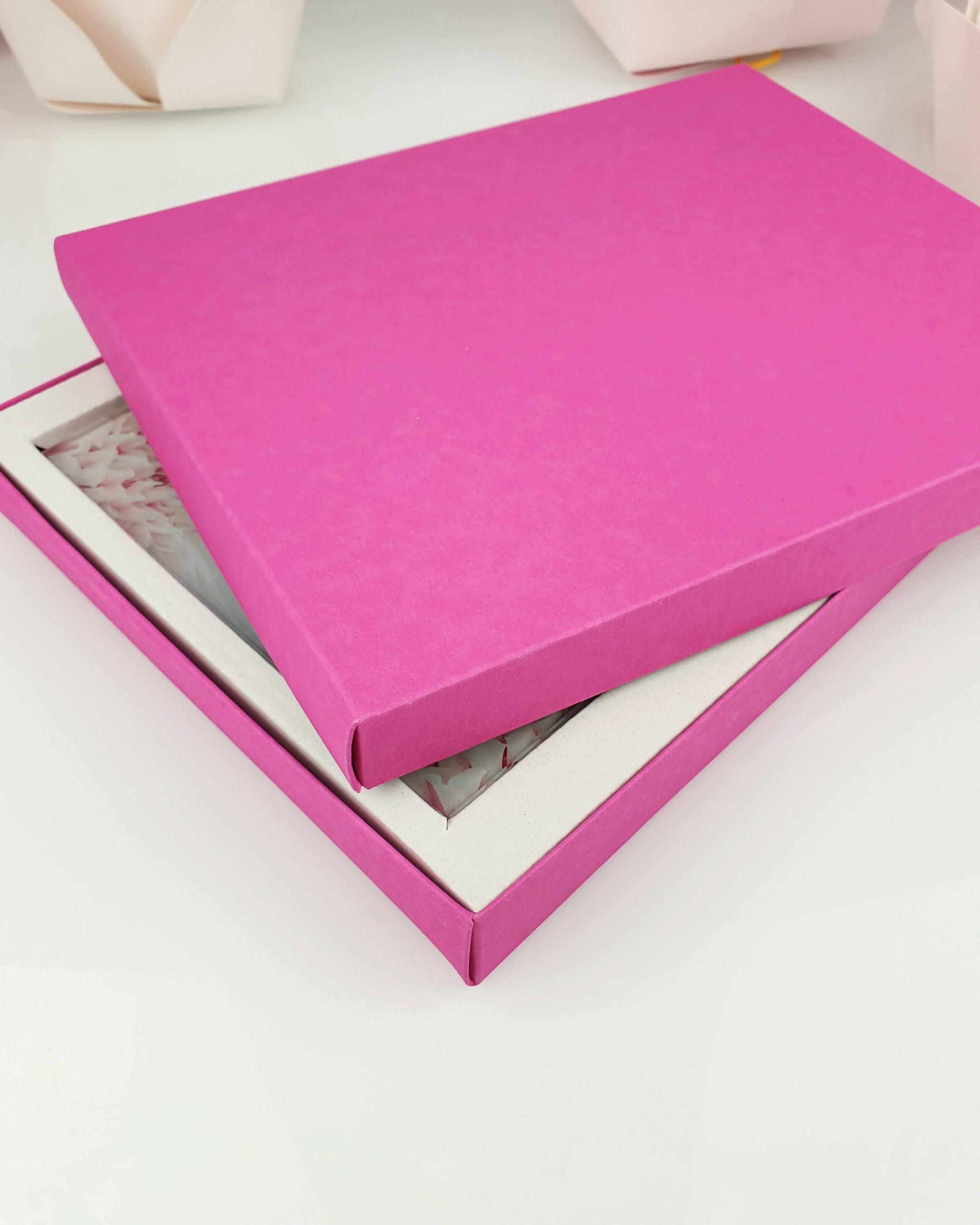 Etui różowe z wkładką stabilizującą do tafli A5 dodatki 4