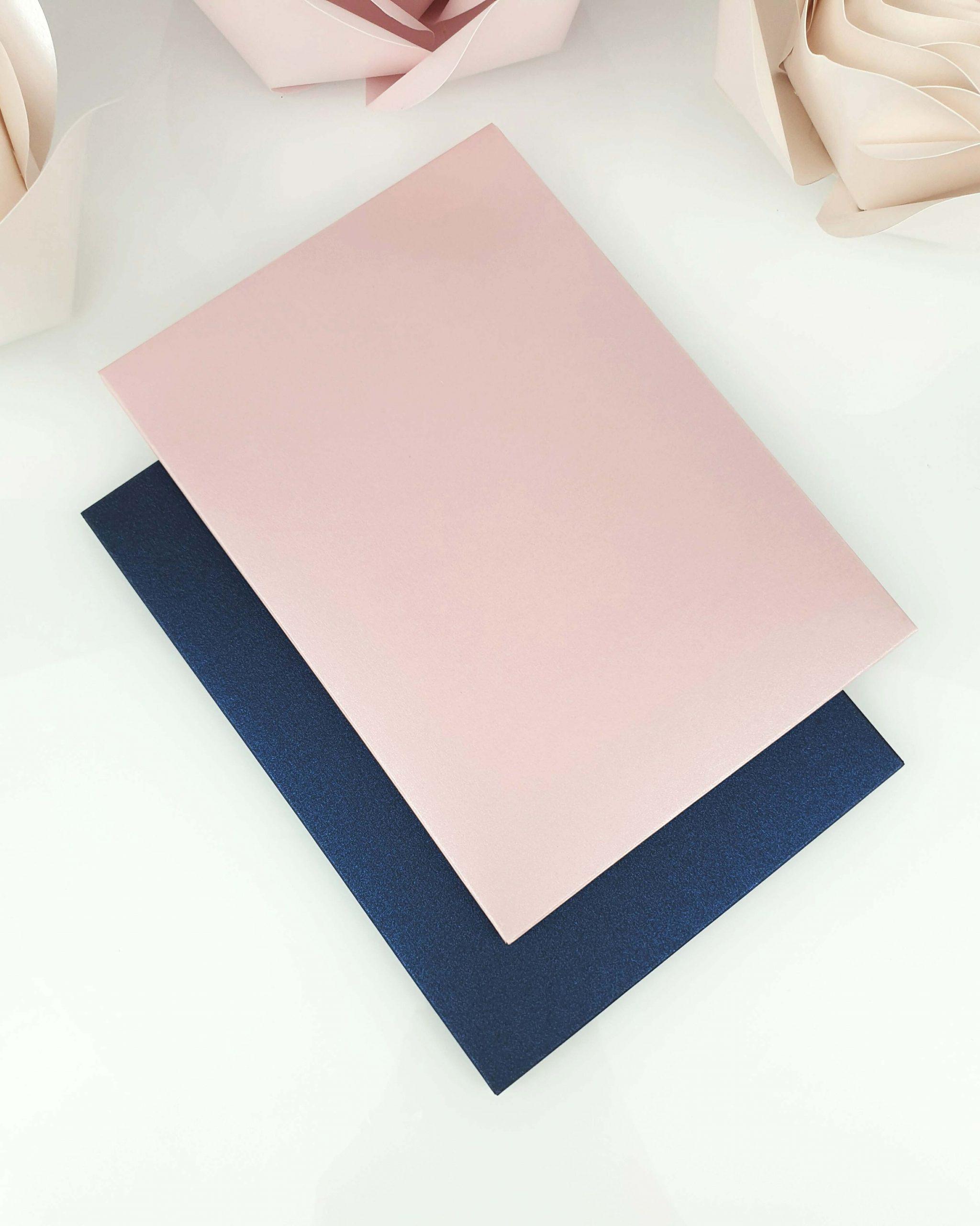 Etui shiny pink A5 dodatki 7